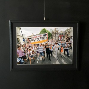 London, Beyond Hate – LGSM, Grime, Antifa 横山純 写真展